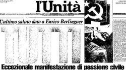 Dall'intervista a Castro ai funerali di Berlinguer