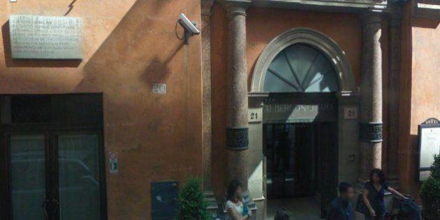 Pdl, alfaniani chiusi in conclave a due passi all'albergo Santa Chiara, dove don Sturzo fondò il