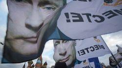 Mosca furiosa per la buca di Van
