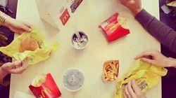La rivincita del cheesburger