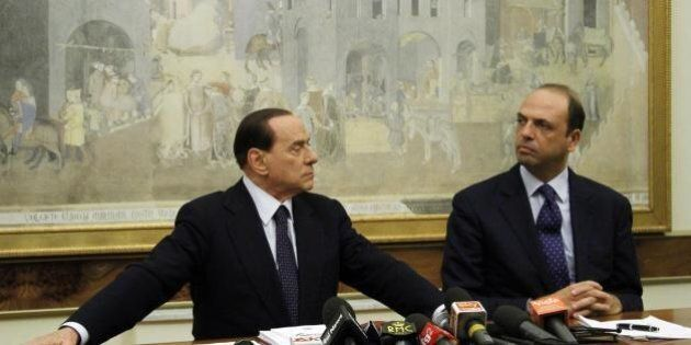 Pdl, Angelino Alfano non entra in Forza Italia. Silvio Berlusconi medita la vendetta