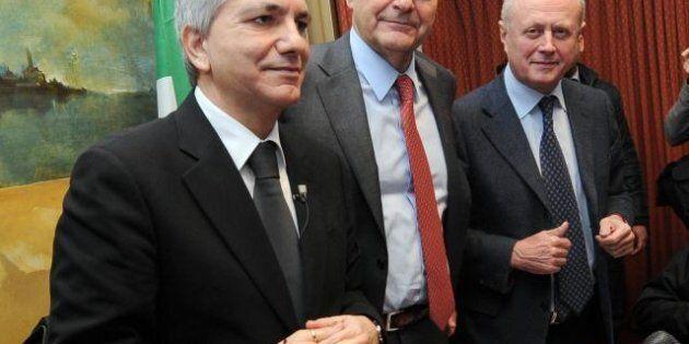 Elezioni 2013. Bersani scommette a sinistra con Vendola e Tabacci. Con Monti distanza siderale: troppi...