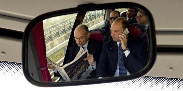 Fiducia governo Letta: con gli uomini di Angelino Alfano l'esecutivo al Senato ha tredici voti di