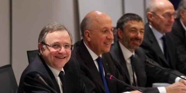 Ignazio Visco alle banche: