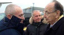 Khodorkovsky libero dopo 10 anni