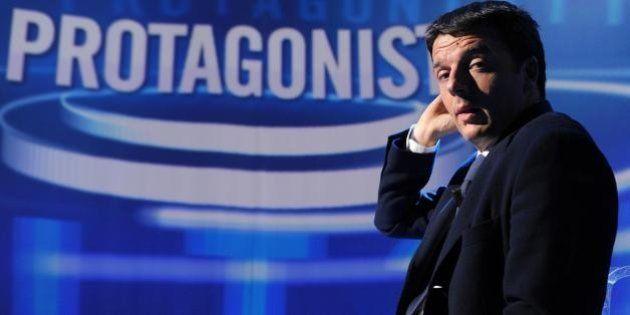 Matteo Renzi detta la linea dalla Terra dei Fuochi. E non si ferma: smentire i magri sondaggi sulle