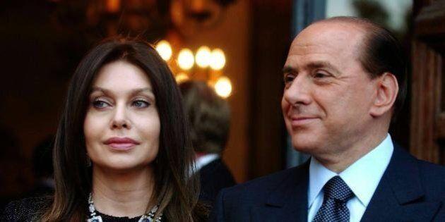 Silvio Berlusconi, pranzo domenicale con Veronica e i loro tre figli