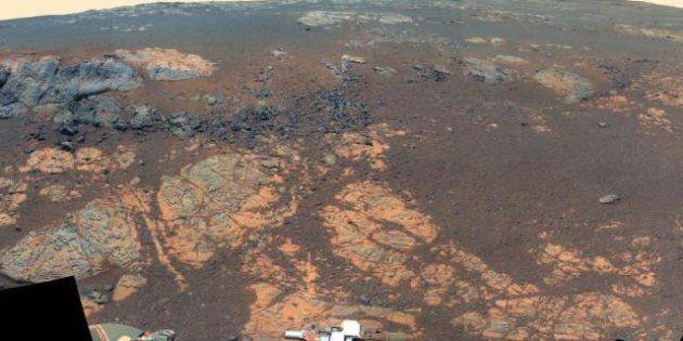 Marte, il rover Opportunity compie nove anni sul pianeta rosso