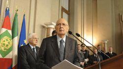 Pressing di Pd, Pdl e Scelta Civica su Napolitano: resti per un bis. Lui fermo sul no, ma l'impasse preoccupa il