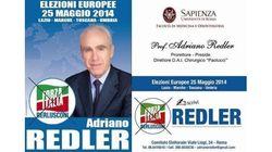 La Sapienza sui manifesti di Forza Italia