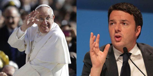 Matteo Renzi e Papa Francesco: anniversari e destini incrociati di due