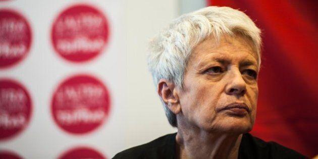 Lista Tsipras, Barbara Spinelli cambia idea: