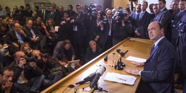 Nuovo centrodestra, il primo atto politico del movimento di Alfano:
