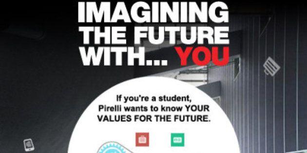 Pirelli in vista del bilancio 2012 lancia un progetto per gli studenti universitari. In palio un'esperienza...