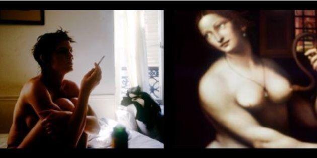 Nan Goldin in mostra a Roma. Alla Gagosian Gallery c'è Scopophilia