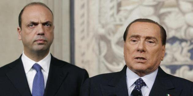 Scissione Pdl, Silvio Berlusconi e Angelino Alfano raccontano la rottura come tra padre e