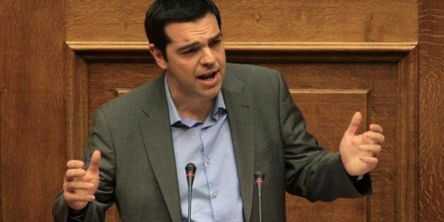 Alexis Tsipras, il leader di Syriza a Roma per riunire la sinistra