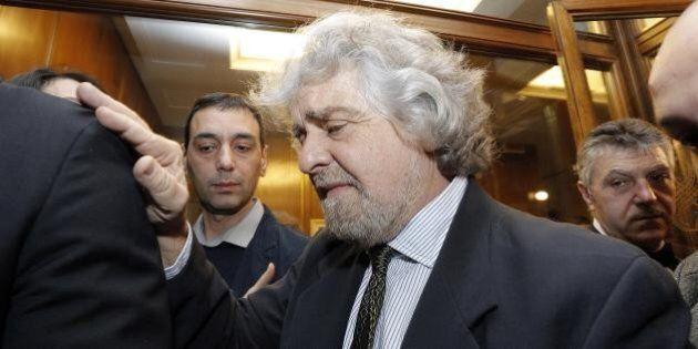 Beppe Grillo prudente sulle procure per evitare un