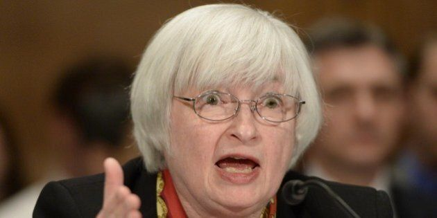 Fed, Janet Yellen: