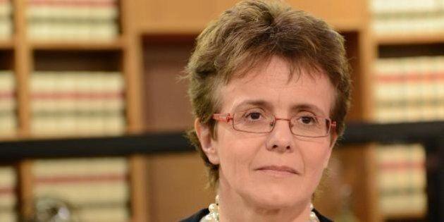 La scienziata e senatrice Elena Cattaneo: