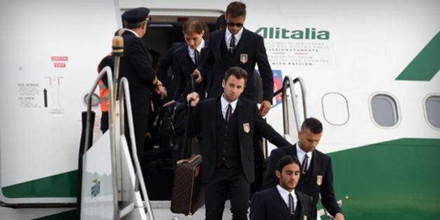 Mondiali 2014, il gusto italico per la partenza