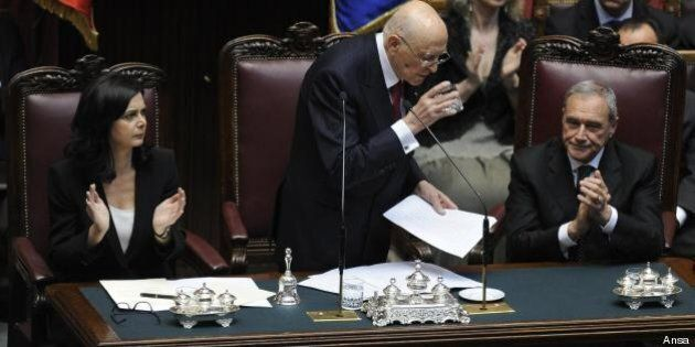 Consultazioni. Napolitano perplesso su Renzi premier, il suo nome non è più in campo. Verso incarico...