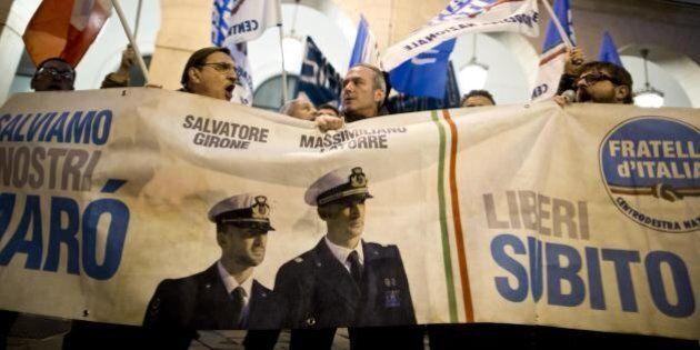 Marò: l'India nega il visto a un europarlamentare di Fratelli d'Italia che aveva manifestato per il loro