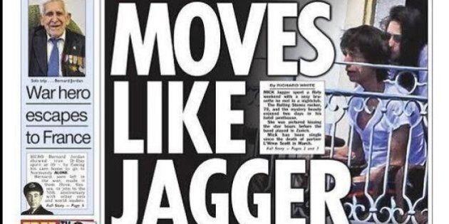 Mick Jagger, nuovo amore per il cantante dei Rolling Stones? La foto con una modella pubblicata dal Sun