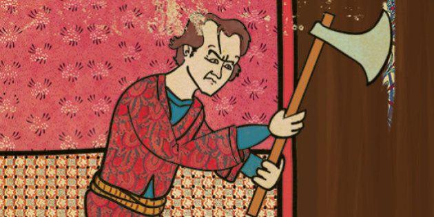 Murat Palta. Star Wars, Il Padrino, Kill Bill, Pulp Fiction... come delle miniature ottomane