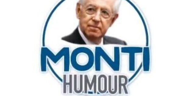 Elezioni 2013, Mario Monti lancia la campagna simpatia. Tutto lo humour del professore