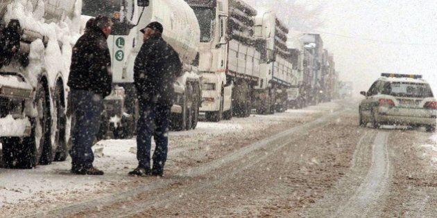 Meteo a Natale, in arrivo una tempesta su tutta Italia: rischio nubifragi, neve sulle Alpi