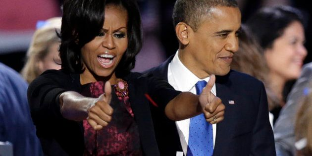 Il look di Michelle Obama promosso dalle firme italiane: tra lo stile anni '50 e la politica del riciclo