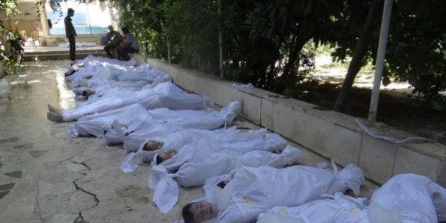 Siria, rapporto ispettori Onu: