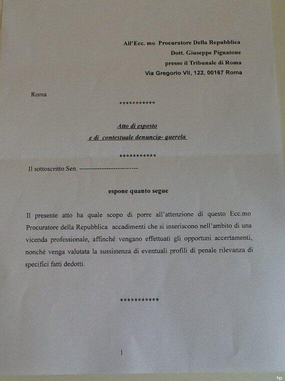 M5s: le firme false dei senatori sulla mozioni di sfiducia ai ministri Federica Guidi e Giuliano Poletti