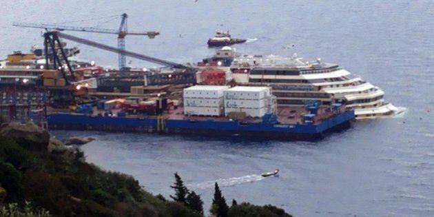 Costa Concordia, Carnival propone Genova o Turchia per smantellare la nave, il Governo spinge per l'ipotesi