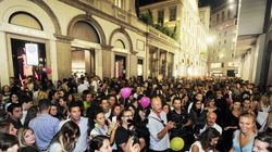 Notte di shopping a Milano per la Vogue Fashion's Night Out. 500 negozi aperti fino alle 23,30
