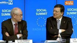 Barroso avverte Renzi: