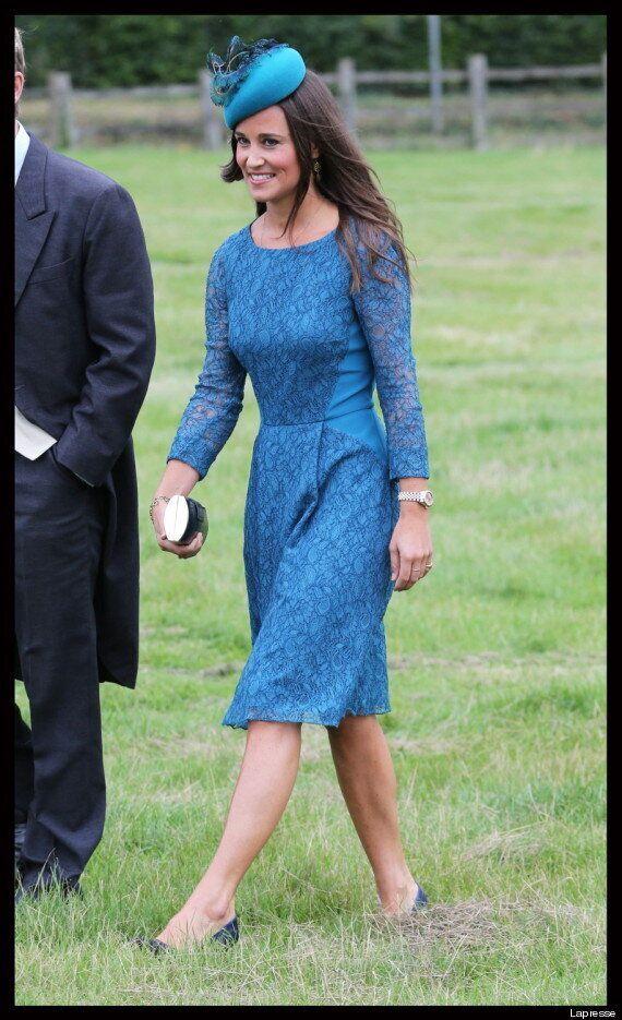 Pippa come Kate Middleton. Elegante e sofisticata come la Duchessa di Cambridge