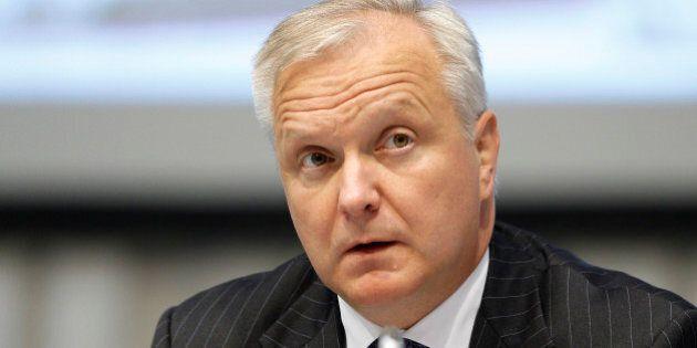 Olli Rehn, audizione in Commissione bilancio del commissario Ue