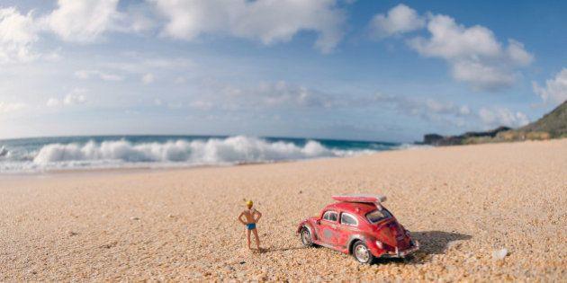 Kurt Moses. 13 miniature affrontano il mondo