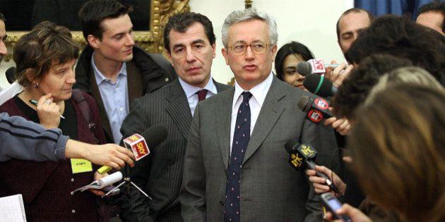 Inchiesta Mose, Giovanni Mazzacurati: