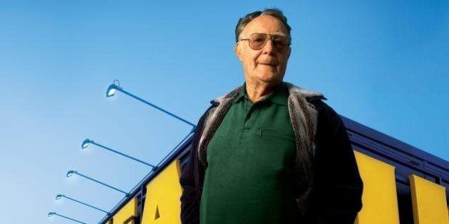 Ikea, il fondatore Ingvar Kamprad torna a casa in Svezia dopo 40 anni all'estero