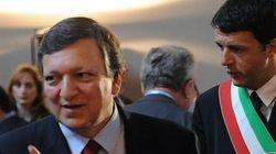 E Barroso ricorda a Renzi che 2 anni fa aveva previsto il suo futuro da