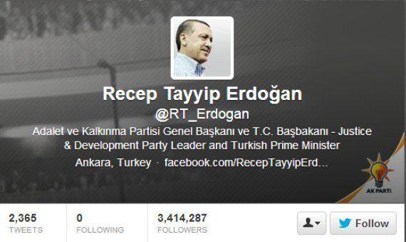 Twitter e social media in Turchia. Erdogan arruola 6000 giovani per combattere l'opposizione sui social...