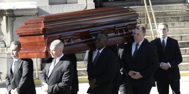 Philip Seymour Hoffman: ai funerali Meryl Streep, Cate Blachett, Spike Lee e...