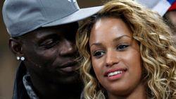 Balotelli annuncia su Twitter che sposerà Fanny Neguesha