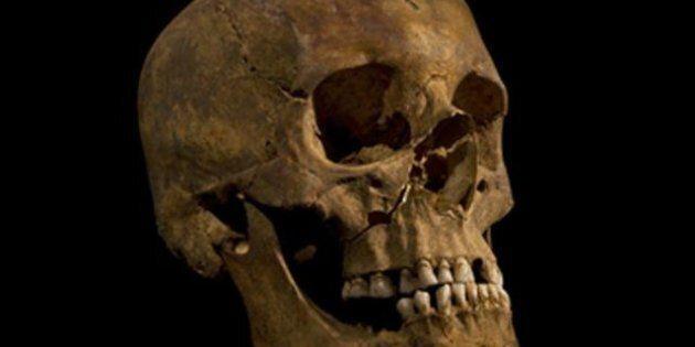 E' di Riccardo III il teschio ritrovato a settembre in un parcheggio vicino a Londra