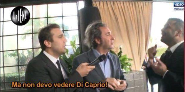 Paolo Sorrentino insulta Le Iene: