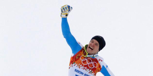 Sochi 2014: arriva la prima medaglia azzurra. Argento per Christof Innerhofer nella discesa libera