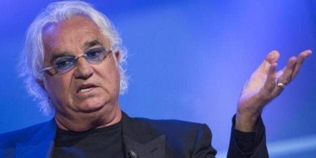Flavio Briatore cambia idea su Matteo Renzi: